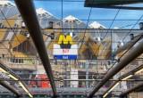 Rotterdam Blaak vanuit Metrostation