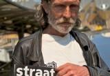 Straatkrant verkoper Rotterdam Beurs